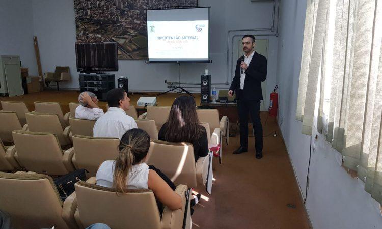 Médico de família palestra em São José do Rio Preto