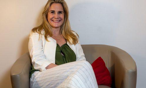 Christiane Valle, psicóloga da Conexa Saúde