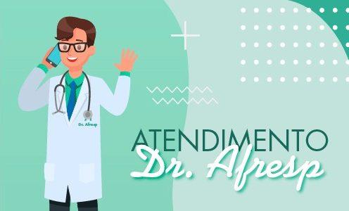 Novo canal de atendimento sobre coronavírus - Dr. Afresp