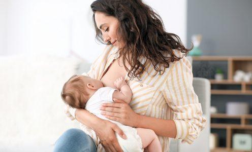 Sermana do Aleitamento Materno de 01 a 08 de agosto